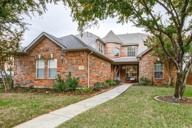 2501 Lakewood Court, Keller, TX 76248 (MLS #14225347) :: NewHomePrograms.com LLC