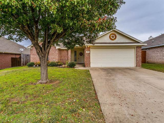 505 Birch Street, Crowley, TX 76036 (MLS #14225377) :: RE/MAX Town & Country