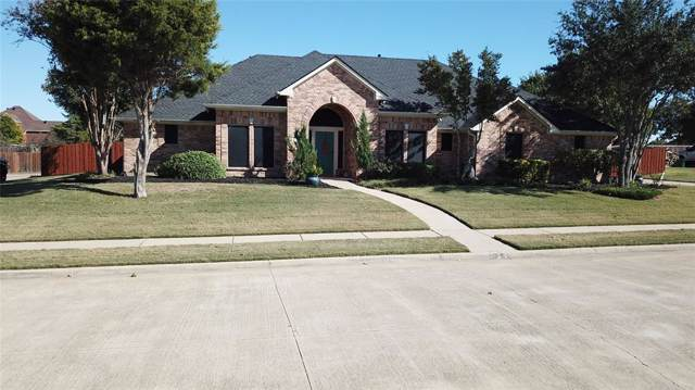 130 Crestbrook Court, Midlothian, TX 76065 (MLS #14225381) :: Robbins Real Estate Group