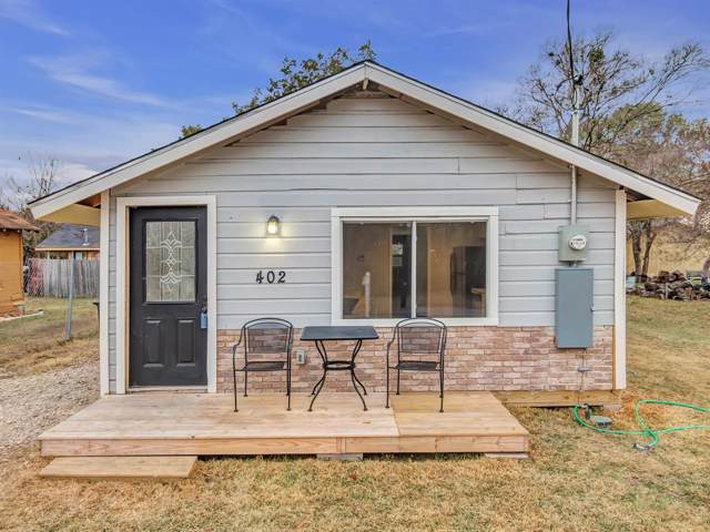 402 E Buffalo Street, Forney, TX 75126 (MLS #14225382) :: RE/MAX Town & Country