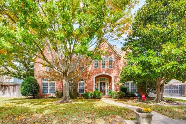 6812 Clear Spring Drive, Fort Worth, TX 76132 (MLS #14225386) :: RE/MAX Town & Country