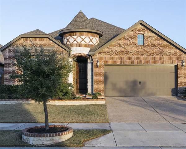 1804 Woodlawn Trail, Prosper, TX 75078 (MLS #14225395) :: RE/MAX Town & Country