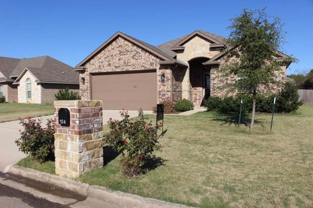 104 Westwood Court, Bonham, TX 75418 (MLS #14225438) :: Baldree Home Team