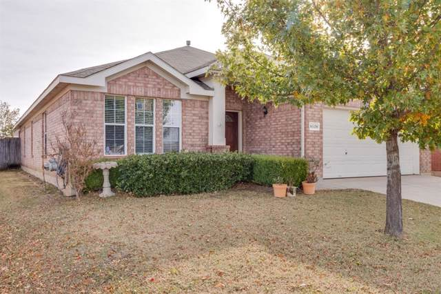 8528 Buffalo Creek Drive, Fort Worth, TX 76131 (MLS #14225466) :: RE/MAX Town & Country
