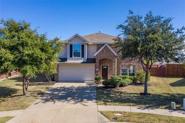 9522 Revolution Way, Frisco, TX 75033 (MLS #14225482) :: RE/MAX Town & Country