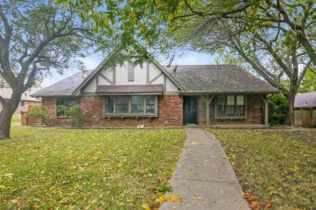 1226 Westminister Lane, Duncanville, TX 75137 (MLS #14225540) :: Lynn Wilson with Keller Williams DFW/Southlake