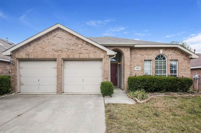 9828 Pack Saddle Trail, Fort Worth, TX 76108 (MLS #14225542) :: The Chad Smith Team