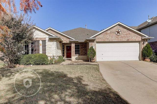 4853 Grinstein Drive, Fort Worth, TX 76244 (MLS #14225546) :: RE/MAX Town & Country