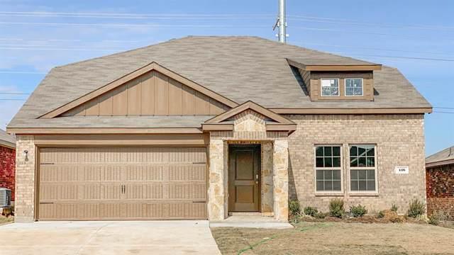 416 Samuel Street, Denton, TX 76207 (MLS #14225548) :: Real Estate By Design