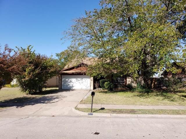 721 Via Avenida, Mesquite, TX 75150 (MLS #14225550) :: RE/MAX Town & Country