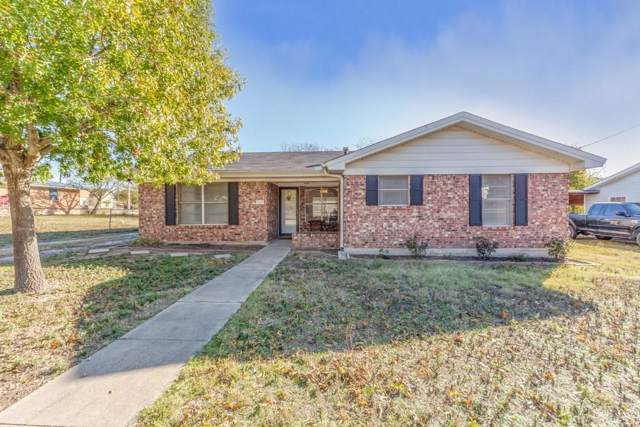 103 S Trenchard Street, Decatur, TX 76234 (MLS #14225559) :: RE/MAX Town & Country