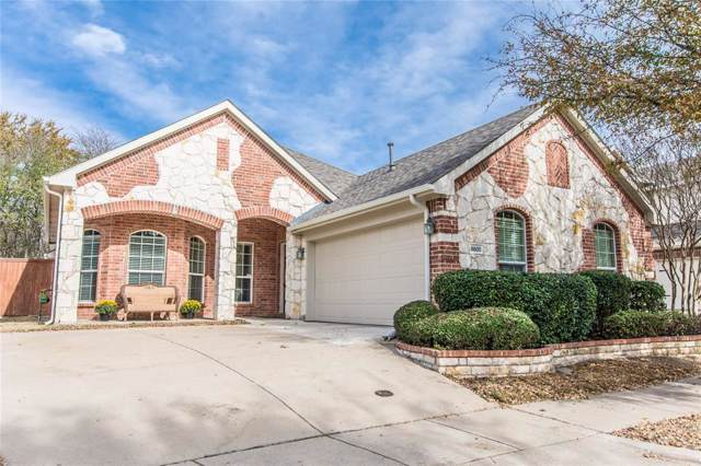 8608 Escalante Trail, Mckinney, TX 75070 (MLS #14225563) :: RE/MAX Town & Country