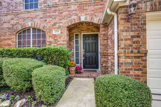 4721 Belladonna Drive, Fort Worth, TX 76123 (MLS #14225571) :: RE/MAX Town & Country
