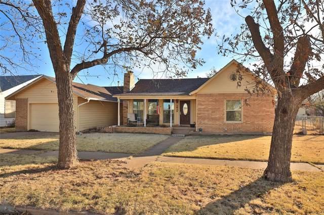 1415 Avenue N, Anson, TX 79501 (MLS #14225587) :: Dwell Residential Realty