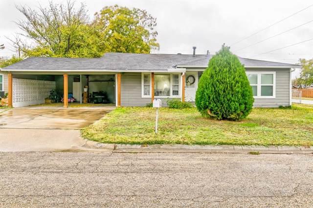 1002 Turner Street, Cleburne, TX 76033 (MLS #14225592) :: HergGroup Dallas-Fort Worth