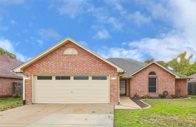 6817 Bernadine Drive, Watauga, TX 76148 (MLS #14225598) :: RE/MAX Town & Country