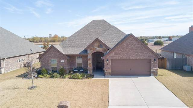 144 Whitetail Drive, Willow Park, TX 76008 (MLS #14225599) :: Ann Carr Real Estate
