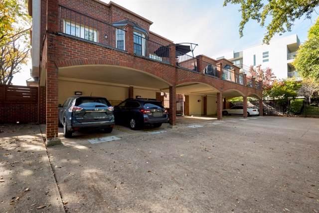4405 Bowser Avenue #107, Dallas, TX 75219 (MLS #14225610) :: The Good Home Team