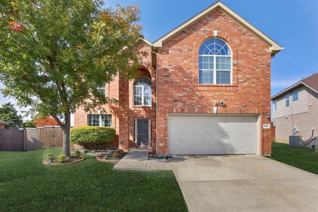 6989 Stetson Way, Frisco, TX 75034 (MLS #14225619) :: Tenesha Lusk Realty Group