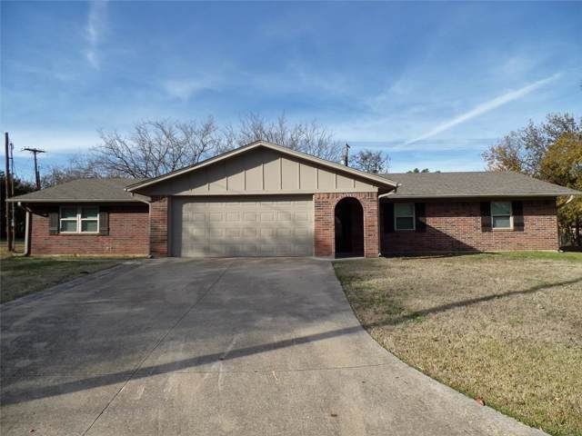 1903 Cypress Court, Gainesville, TX 76240 (MLS #14225639) :: RE/MAX Town & Country
