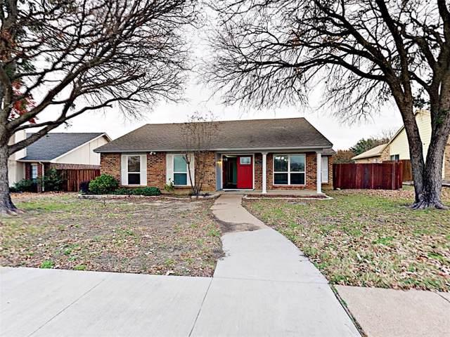 3912 Churchill Drive, Flower Mound, TX 75028 (MLS #14225645) :: Van Poole Properties Group