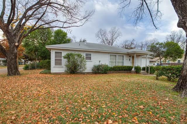 5201 Barbara Road, River Oaks, TX 76114 (MLS #14225657) :: The Chad Smith Team