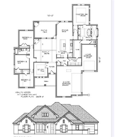 417 Christian Way, Azle, TX 76020 (MLS #14225670) :: Real Estate By Design