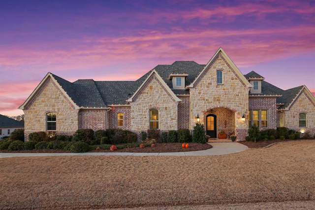 4201 Tranquility Lane, Prosper, TX 75078 (MLS #14225671) :: All Cities Realty