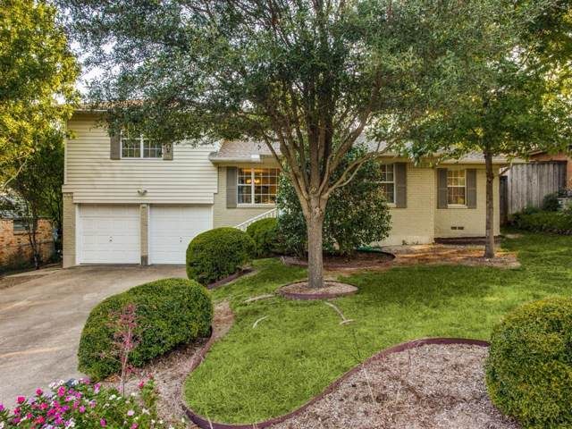 2336 Cody Drive, Dallas, TX 75228 (MLS #14225688) :: RE/MAX Town & Country