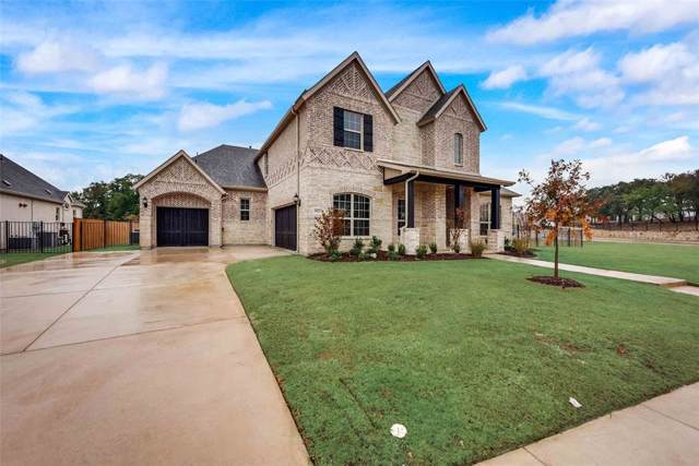 9821 Croswell Street, Fort Worth, TX 76244 (MLS #14225689) :: RE/MAX Town & Country