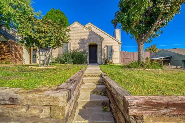 237 Teakwood Lane, Lewisville, TX 75067 (MLS #14225696) :: RE/MAX Town & Country