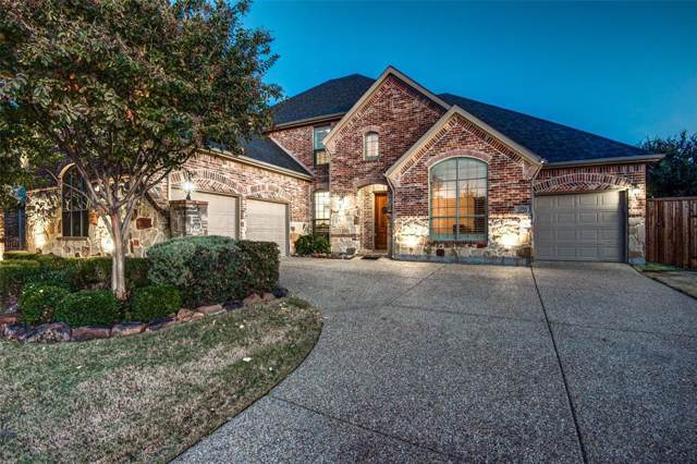 1573 Buena Park Drive, Frisco, TX 75033 (MLS #14225715) :: RE/MAX Town & Country