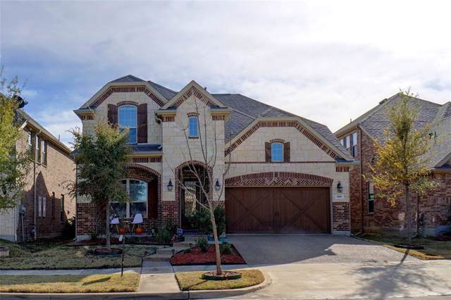 806 Mallard Street, Euless, TX 76039 (MLS #14225717) :: Frankie Arthur Real Estate