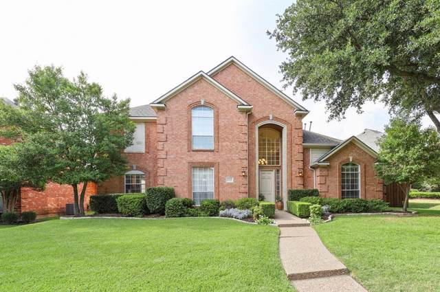 4509 Chesterwood Drive, Plano, TX 75093 (MLS #14225723) :: RE/MAX Town & Country