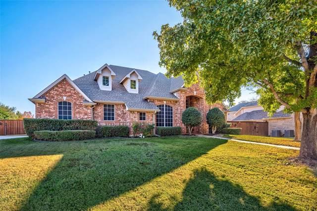 2405 Bachman Drive, Flower Mound, TX 75028 (MLS #14225731) :: RE/MAX Town & Country