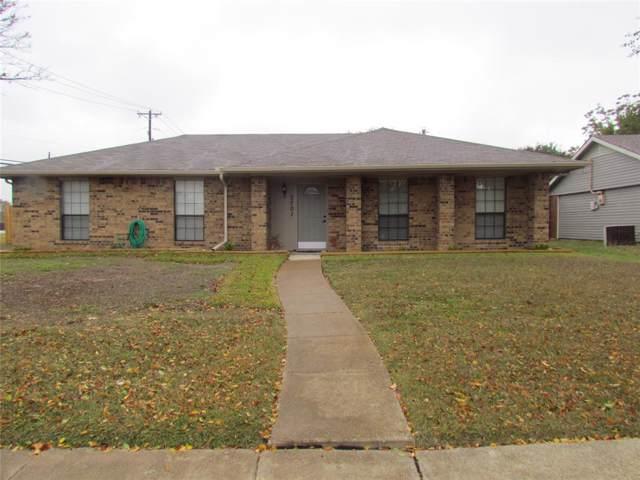 2701 Baylor Drive, Rowlett, TX 75088 (MLS #14225749) :: Ann Carr Real Estate