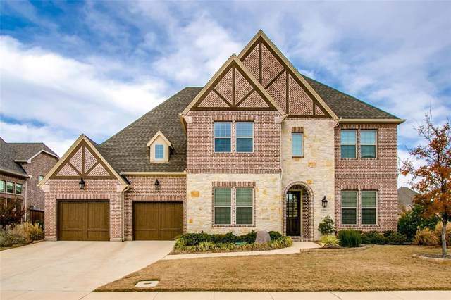 1700 Milford Drive, Flower Mound, TX 75028 (MLS #14225753) :: Tenesha Lusk Realty Group