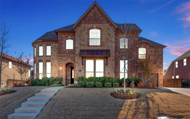 213 Waterfall Court, Colleyville, TX 76034 (MLS #14225756) :: Frankie Arthur Real Estate
