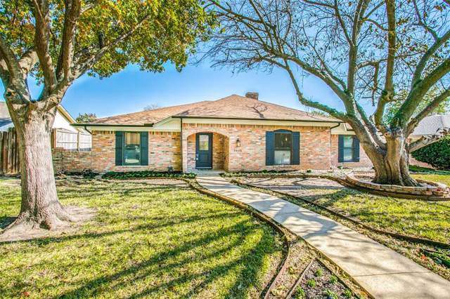 1920 Fresno Road, Plano, TX 75074 (MLS #14225759) :: RE/MAX Town & Country