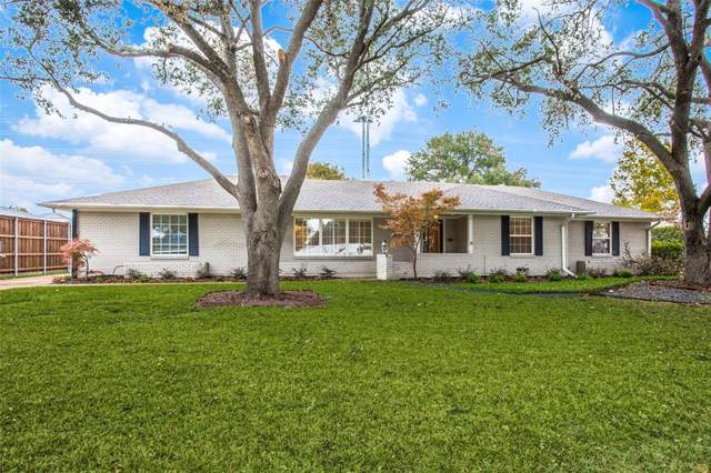 7015 Lavendale Avenue, Dallas, TX 75230 (MLS #14225760) :: The Hornburg Real Estate Group