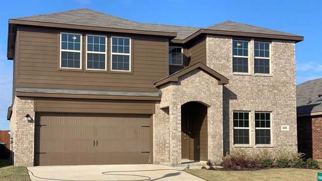 220 Evers Way, Denton, TX 76207 (MLS #14225763) :: Potts Realty Group