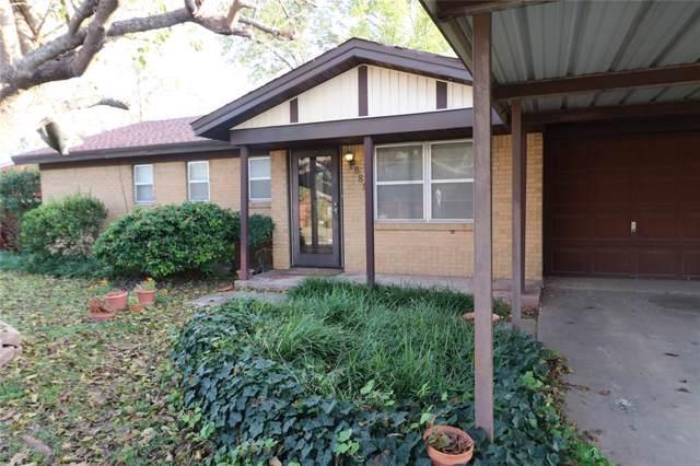 8817 Easley Street, White Settlement, TX 76108 (MLS #14225765) :: Team Tiller