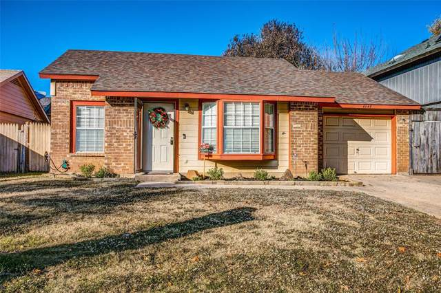4649 Waterway Drive N, Fort Worth, TX 76137 (MLS #14225774) :: RE/MAX Town & Country