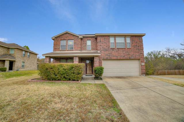3644 Bluejay Boulevard, Mesquite, TX 75181 (MLS #14225779) :: Lynn Wilson with Keller Williams DFW/Southlake
