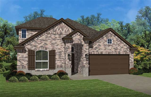 2401 Blackrail Court, Northlake, TX 76226 (MLS #14225782) :: Team Hodnett