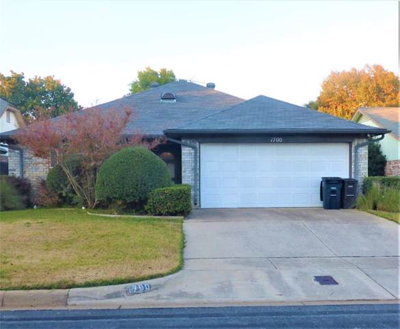 1700 Lincolnshire Way, Fort Worth, TX 76134 (MLS #14225788) :: RE/MAX Town & Country