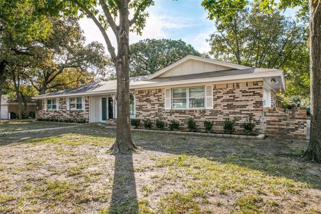 837 W Redbud Drive, Hurst, TX 76053 (MLS #14225789) :: RE/MAX Town & Country