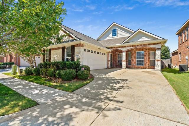 4108 Rancho Del Norte Trail, Mckinney, TX 75070 (MLS #14225793) :: The Kimberly Davis Group