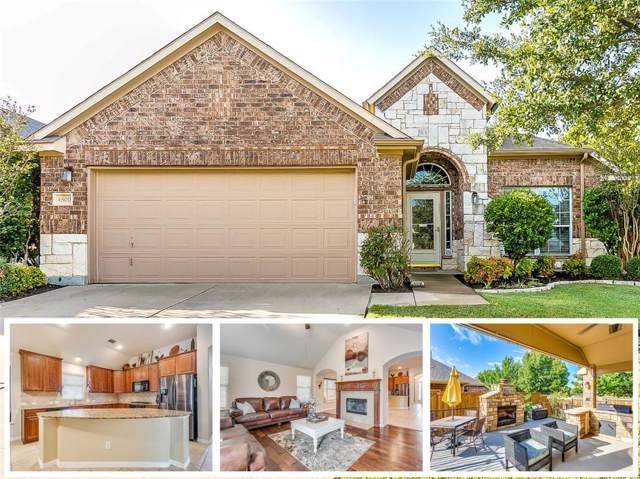 4800 Cliburn Drive, Fort Worth, TX 76244 (MLS #14225795) :: RE/MAX Town & Country