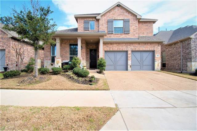 701 Winehart Street, Lewisville, TX 75056 (MLS #14225797) :: The Real Estate Station